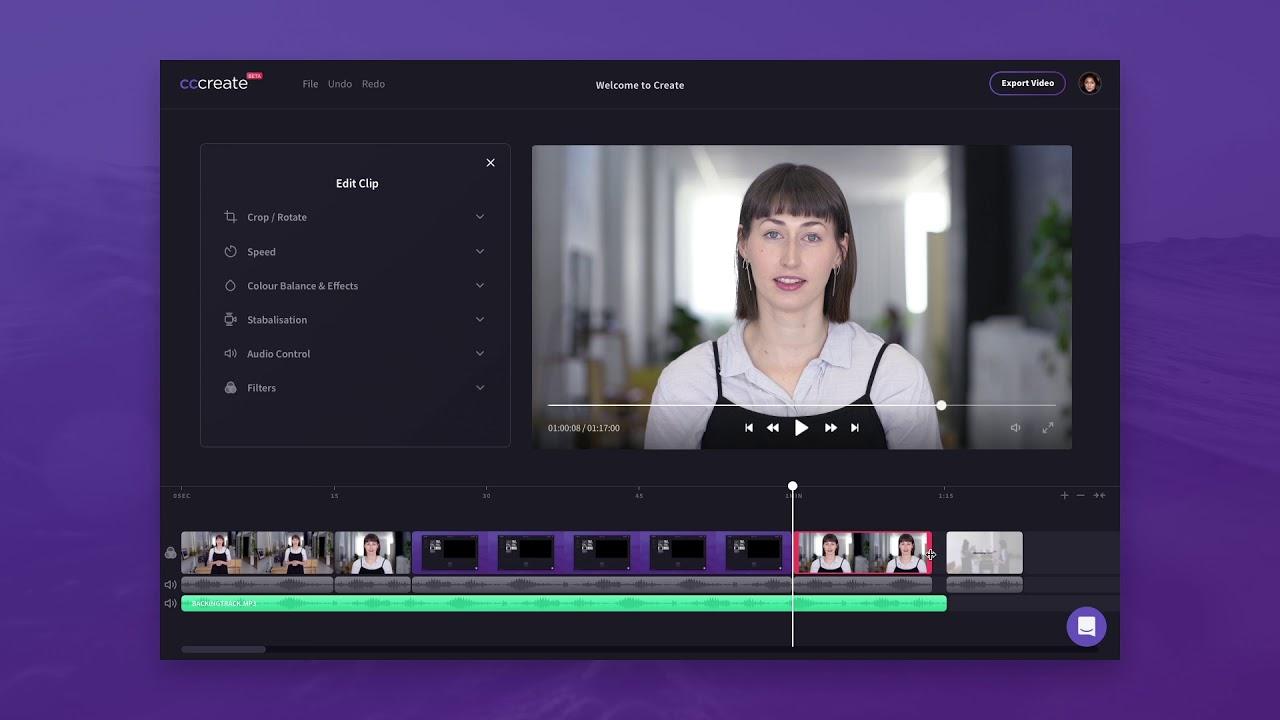 A Clipchamp ingyenes online videoszerkesztőjével lenyűgöző videókat készíthet