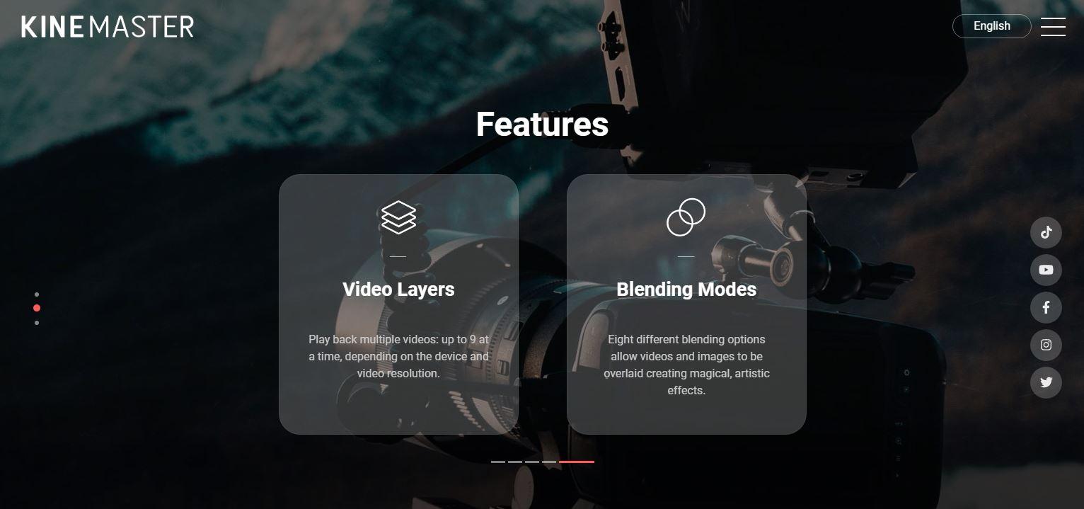 A KineMaster egy freemium video szerkesztő szoftver