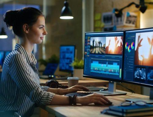 A legjobb ingyenes video szerkesztő szoftverek asztali gépekhez
