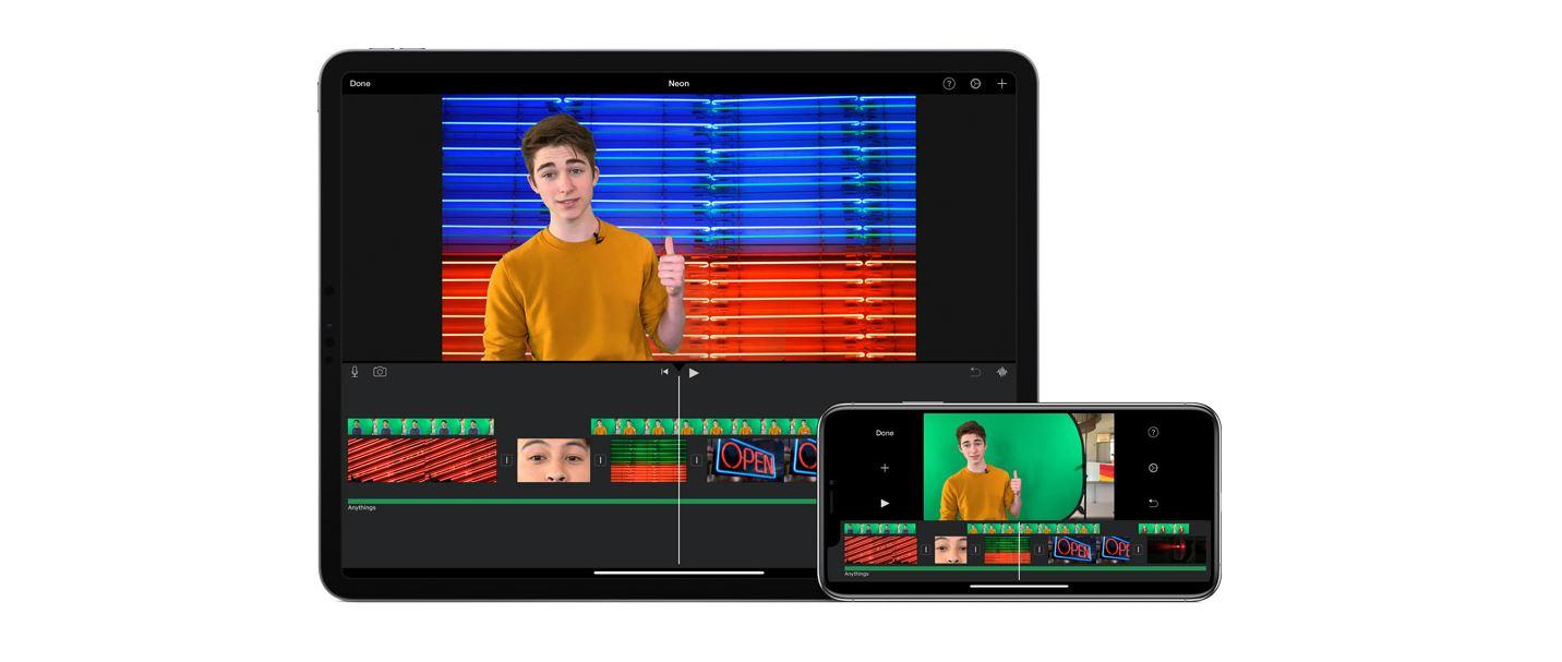 Az Apple iMovie remek kis eszköz, ha csak gyors és egyszerű módszert szeretne a videók szerkesztésére