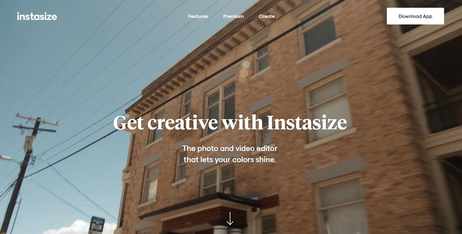 Az Instasize-t először 2012-ben vezették be