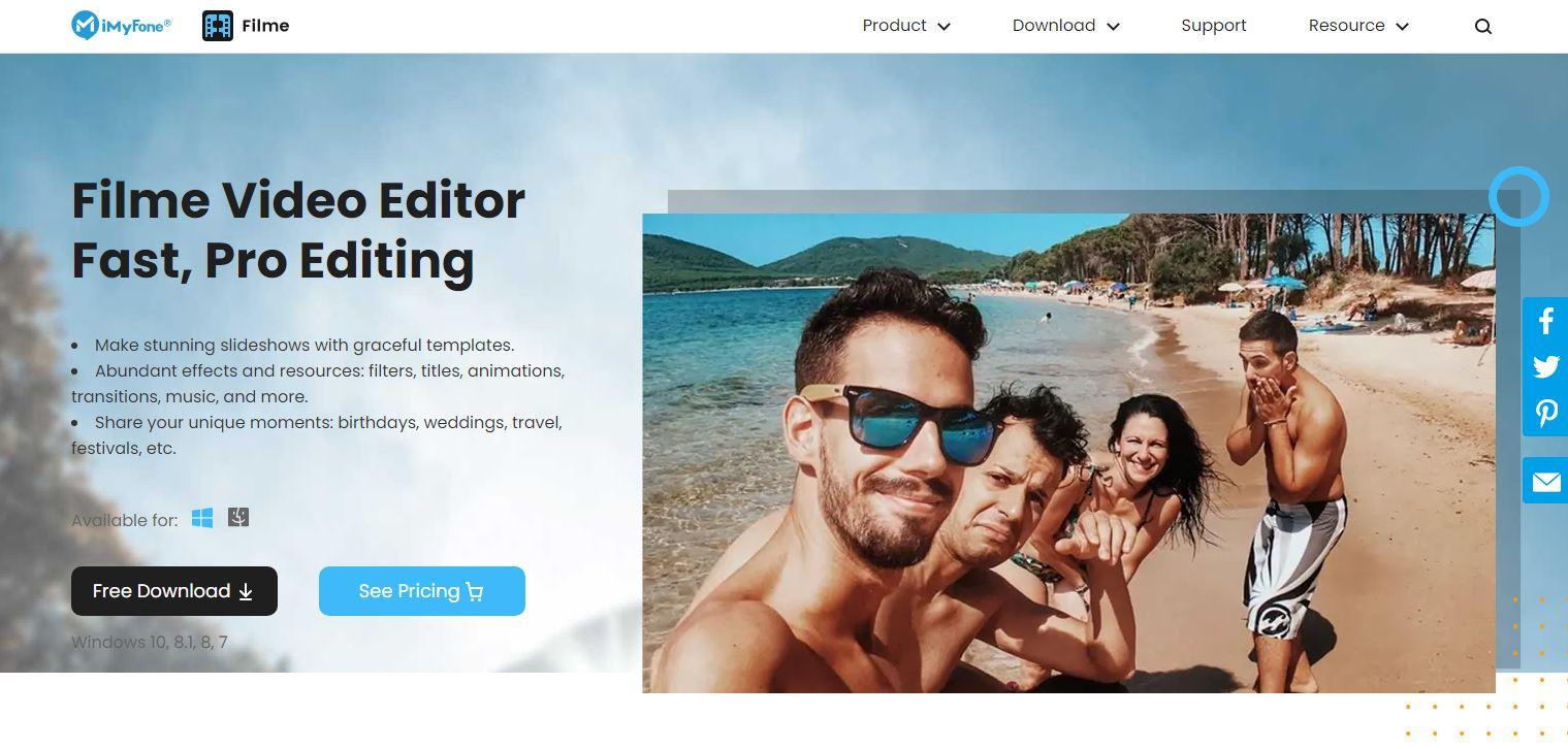 Az iMyFone egy prémium szoftver, de kipróbálhatja az ingyenes próbaverziót