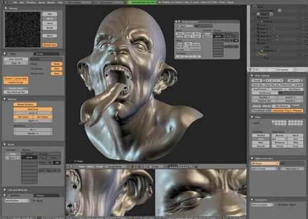 Blender - Ingyenes, nyílt forráskódú és professzionális animációs filmkészlet
