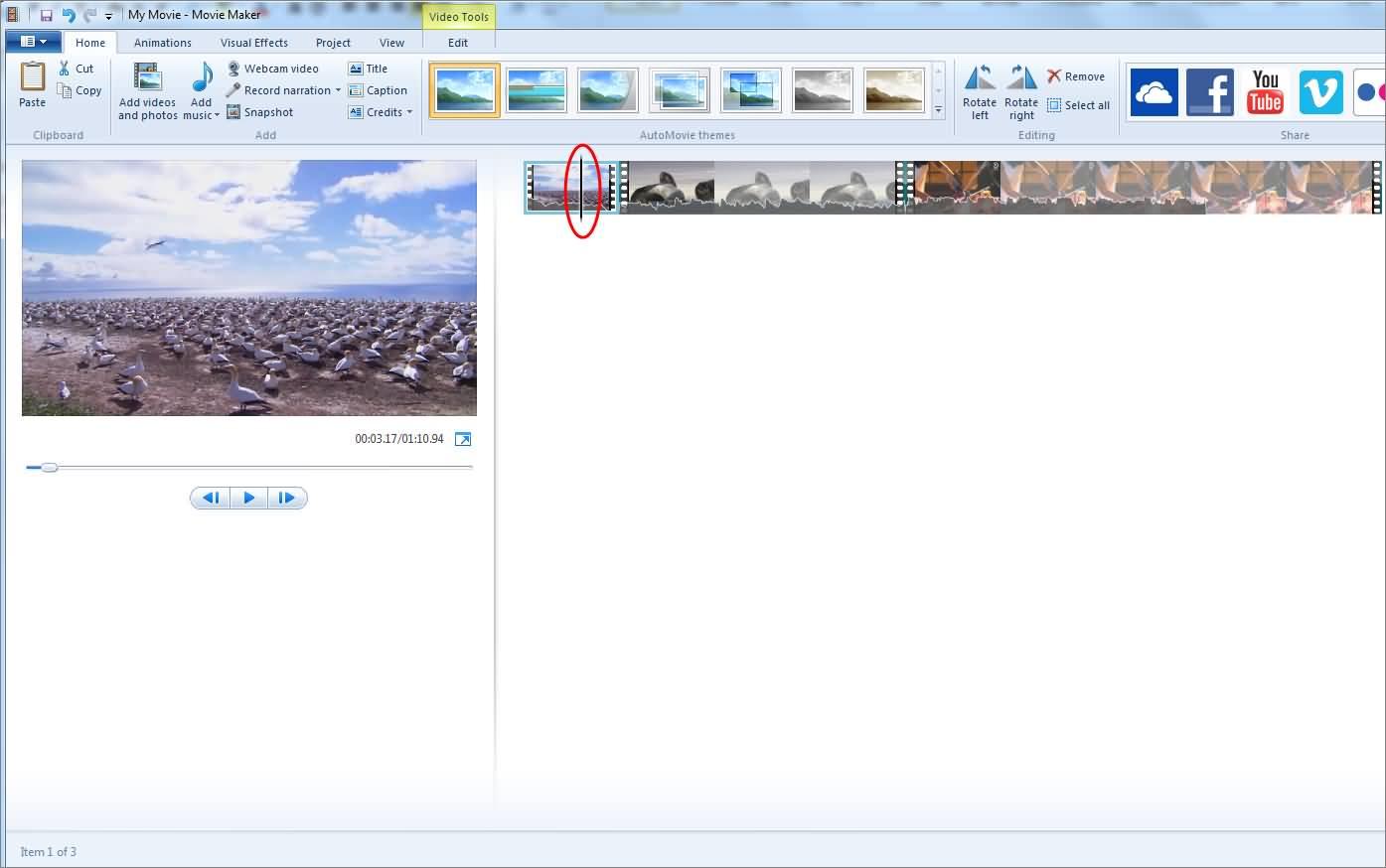 Ingyenes Windows Movie Maker a Microsoft-tól