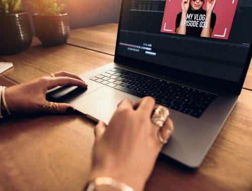 egyszerű videó szerkesztő